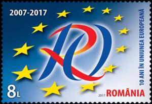 Colnect-3873-058-10th-anniversary-of-Romanian-Membership-in-the-EU.jpg