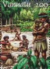 Colnect-4478-834-Vanuatu-Colonization-by-Members-of-the-Lapita-Tribe.jpg