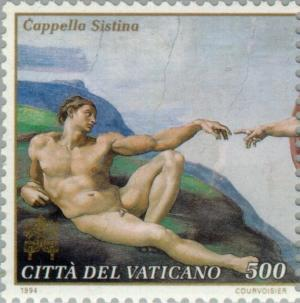 Colnect-151-658-Restoration-of-the-Sistine-Chapel.jpg