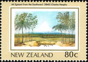Colnect-2502-872-Mt-Egmont-by-Charles-Heaphy.jpg