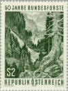 Colnect-136-909-Federal-forests-50th-anniversary.jpg