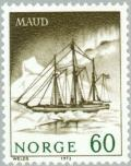 Colnect-161-758-Expedition-ship--quot-Maud-quot--in-front-of-iceberg.jpg