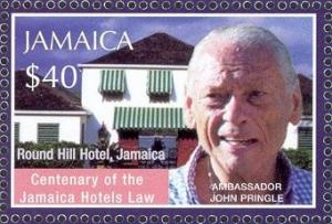 Colnect-1615-331-Ambassador-John-Pringle-and-the-Round-Hill-Hotel.jpg