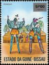 Colnect-1172-069-Stamp-with-Surcharge---Masks-and-Folklore.jpg
