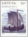 Colnect-195-814-Fishermen--s-Kurshes-ship.jpg