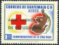 Colnect-2677-535-Red-cross-map-and-quetzal.jpg