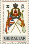 Colnect-120-550-50th-Anniversary-of-the-Gibraltar-Regiment.jpg