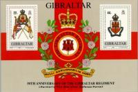 Colnect-120-554-50th-Anniversary-of-the-Gibraltar-Regiment.jpg