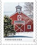 Colnect-7323-385-Barn-with-Holiday-Decorations.jpg