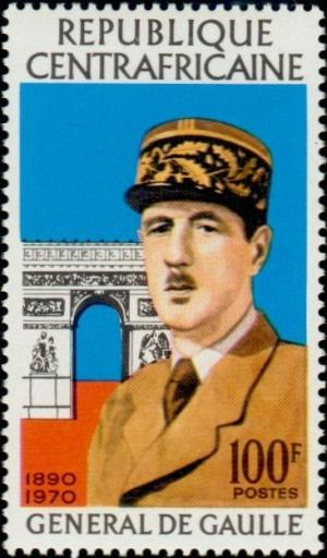 Colnect-1055-408-Anniversary-of-the-death-of-General-de-Gaulle.jpg