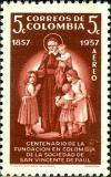 Colnect-1139-237-StVincent-de-Paul-with-children.jpg