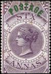 Colnect-1544-658-Queen-Victoria---Overprint--POSTAGE--green-on-fiscal.jpg