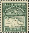 Colnect-2803-262-Map-of-Venezuela-First-Series.jpg