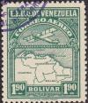 Colnect-2803-269-Map-of-Venezuela-First-Series.jpg