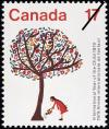 Colnect-1190-095--quot-Child-watering-tree-of-life-quot-.jpg