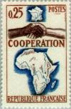Colnect-144-458-Cooperation-with-Africa-and-Madagascar.jpg