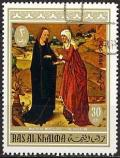 Colnect-2090-170-Visitation-of-Holy-Mary--by-the-master-of-Marys-life-1465-1.jpg