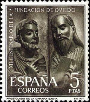 Colnect-602-916-Anniversary-of-Foundation-of-Oviedo.jpg