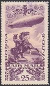 Colnect-1932-517-Airship-and-rider-on-horseback.jpg