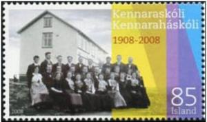 Colnect-1395-109-Teachers--College-of-Iceland-Cent.jpg