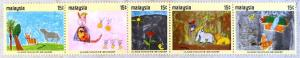 Colnect-1206-818-Children--s-designs-strip-of-5-stamps.jpg