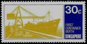 Colnect-1720-526-Ship-in-first-container-berth.jpg