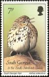Colnect-4202-741-Birds-1987---South-Georgia-Pipit-Anthus-antarcticus.jpg