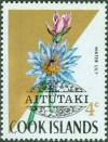Colnect-3150-579-Water-lilly-optd-AITUTAKI.jpg