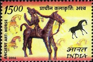 Colnect-542-566-India---Mongolia-Joint-Issue.jpg