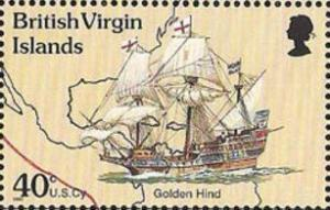 Colnect-4073-506-Portions-of-map-and-Golden-Hind.jpg