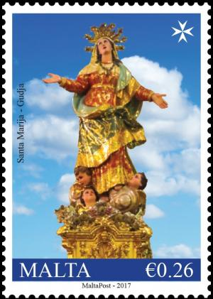 Colnect-4379-998-Assumption-of-our-Lady-2017---Gudja.jpg