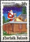 Colnect-2415-425-Santa-on-roof.jpg