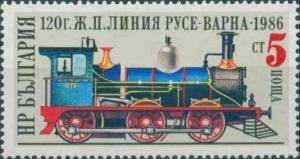 Colnect-1803-842-Bulgaria--s-first-Steam-Locomotive.jpg