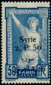 Colnect-881-827-Bilingual--quot-Syrie-quot---amp--value-on-french-Olympics-1924-stamp.jpg